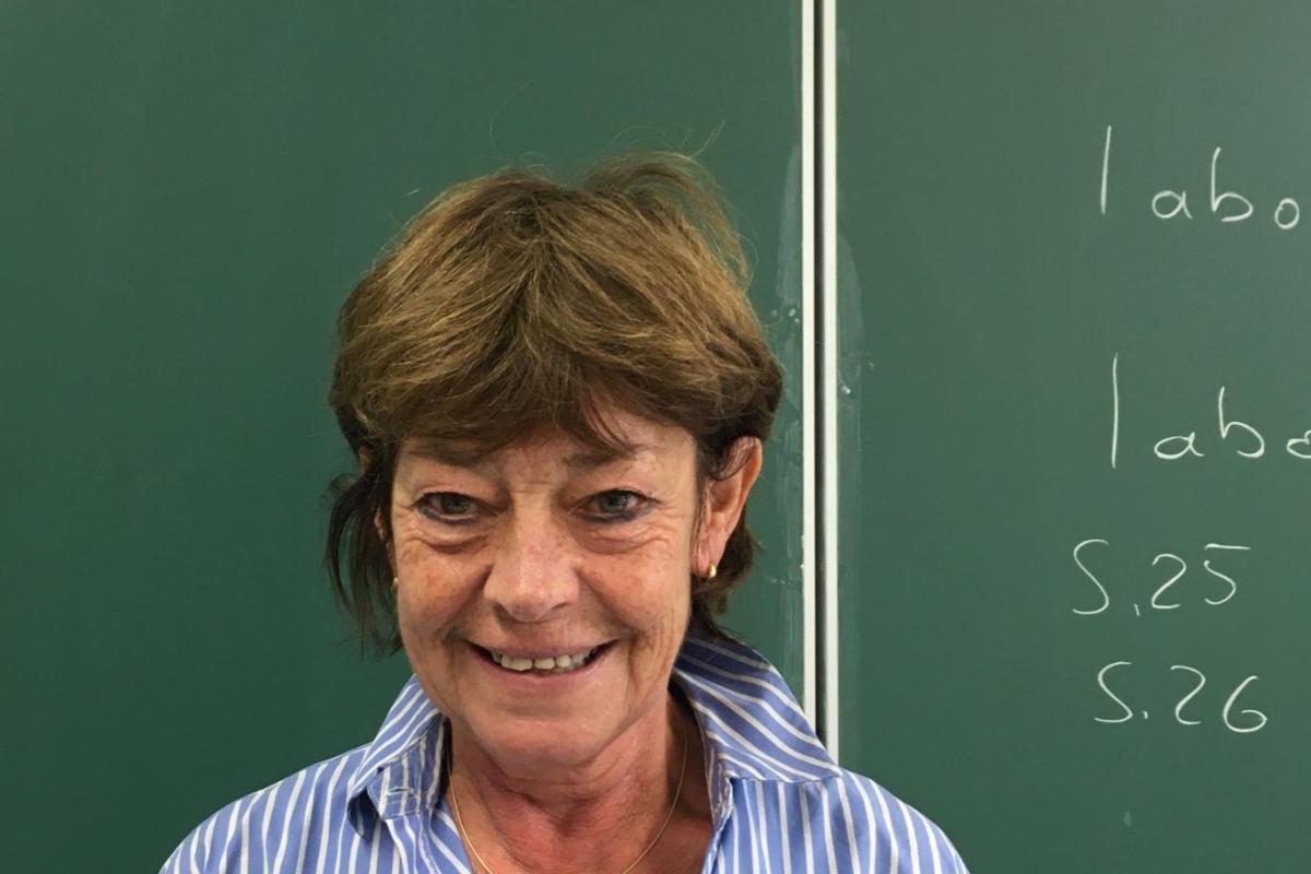 Monika Stephan – Das Porträt