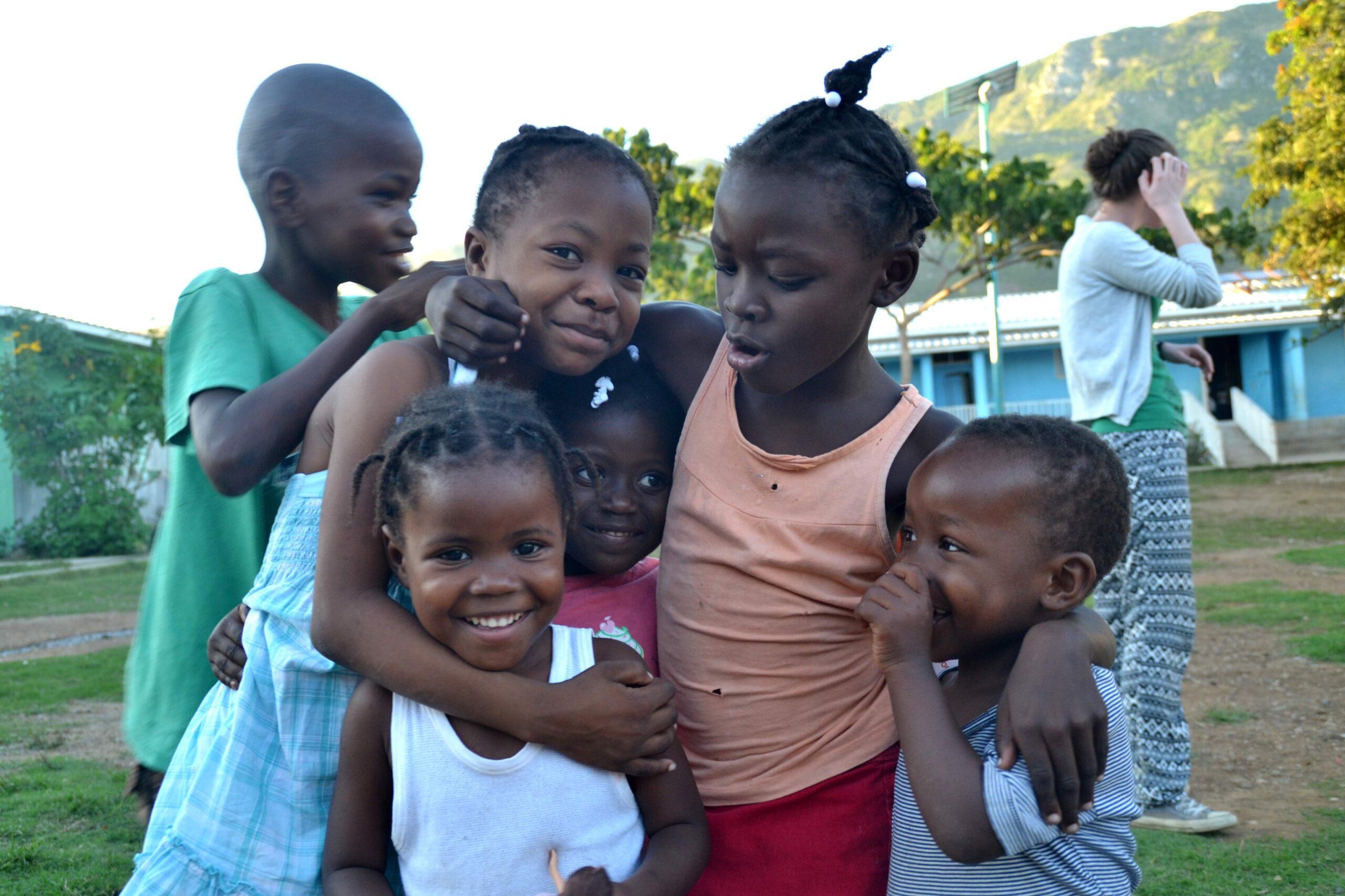 Haiti braucht dich!