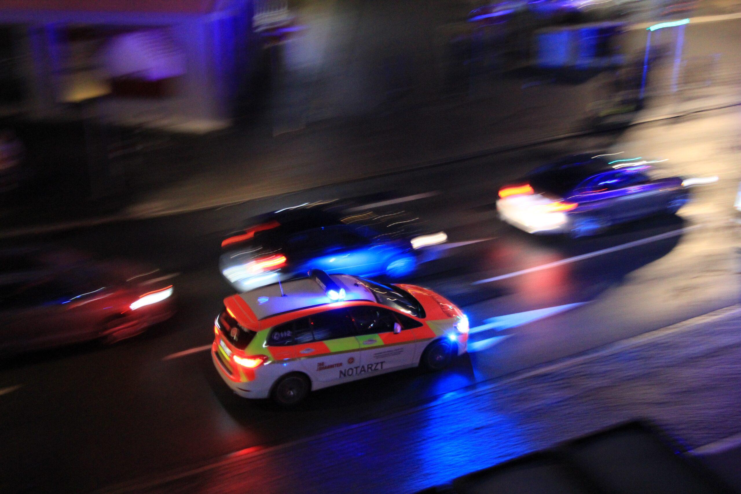 Tote und Verletzte bei Amokfahrt in Trier